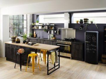 Id e relooking cuisine comptoir de cuisine id es for Idee repas convivial