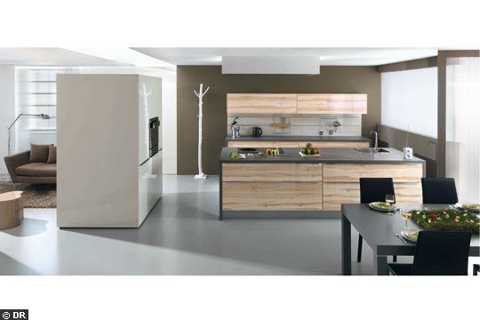 id e relooking cuisine cuisine ouverte la plus tendance des cuisines c t maison. Black Bedroom Furniture Sets. Home Design Ideas