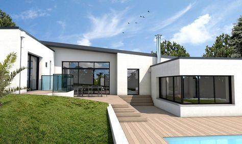 Description. Envie De Faire Construire Une Maison Plain Pied ...