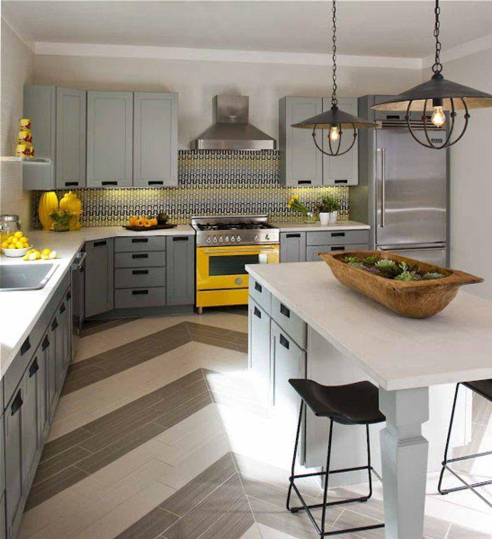 Idée relooking cuisine - modele de cuisine moderne ...