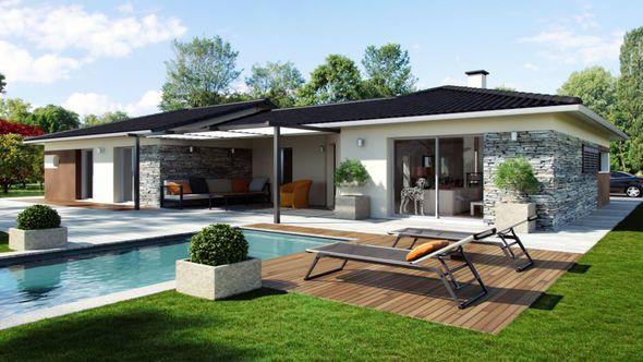 id e relooking cuisine mod le de maison panama retrouvez tous les types de maison vendre. Black Bedroom Furniture Sets. Home Design Ideas
