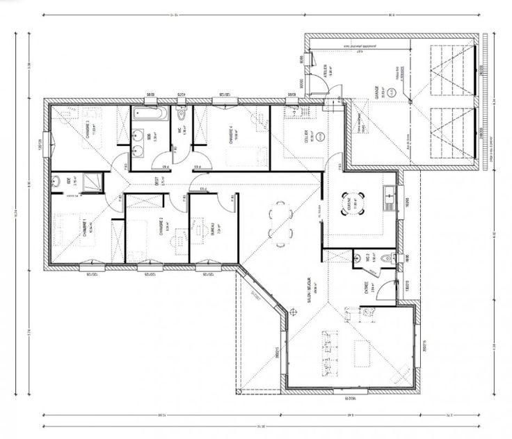 id e relooking cuisine plan achat maison neuve construire logis du marais poitevin avant. Black Bedroom Furniture Sets. Home Design Ideas