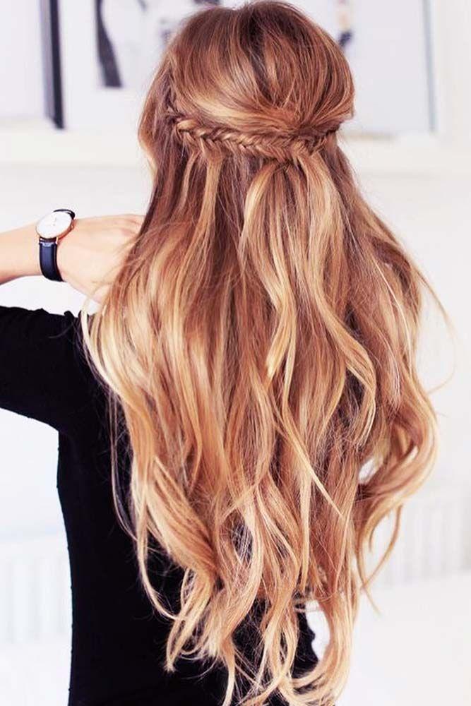 Couleur de cheveux pour femme printemps