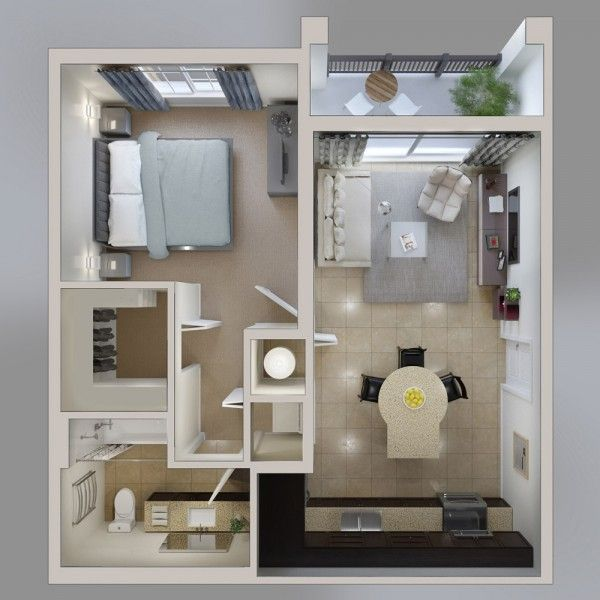Plans Maison En Photos   PlanDAppartementChambre