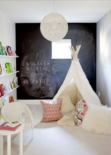 relooking et d coration 2017 2018 am nagement et d co ludique dans la salle de jeux des. Black Bedroom Furniture Sets. Home Design Ideas
