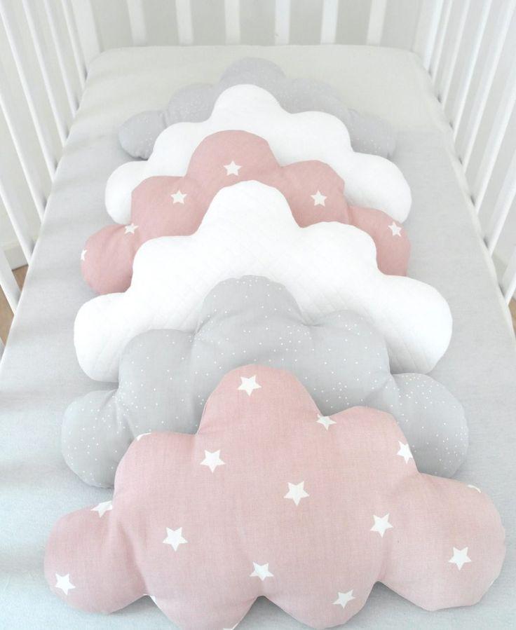 Tour de lit nuage pour petite fille - ListSpirit.com - Leading ...