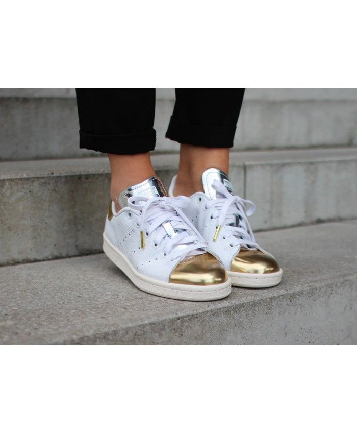Description. Adidas Stan Smith Rose Gold ...