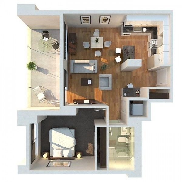 Plans Maison En Photos    Plans Gratuit En D DAppartement