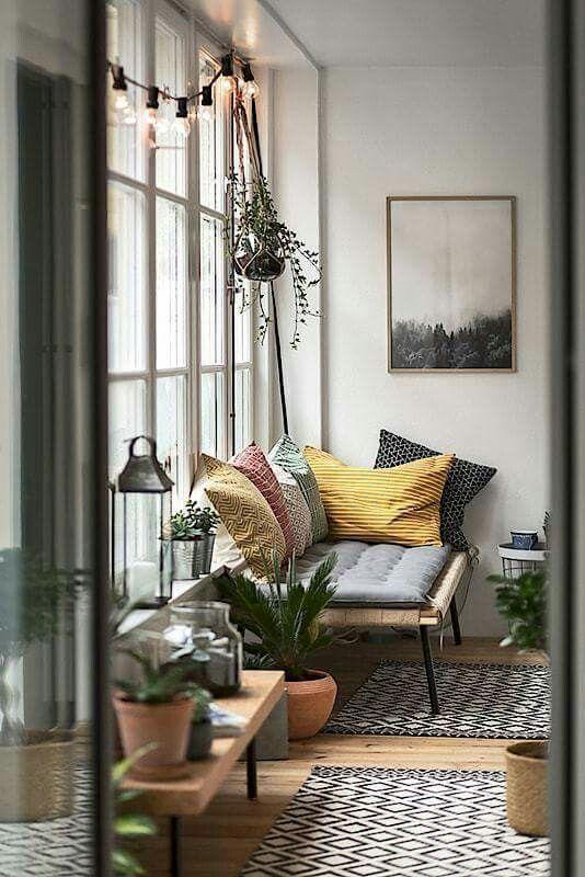d coration maison en photos 2018 entr e ambiance cosy scandinave leading. Black Bedroom Furniture Sets. Home Design Ideas