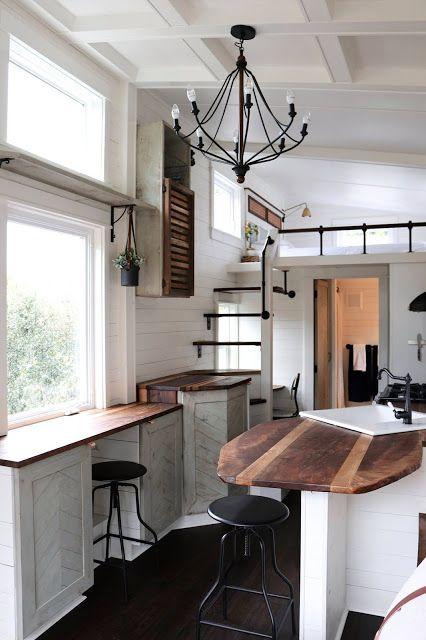 D coration maison en photos 2018 handcrafted movement - Tiny house interni ...