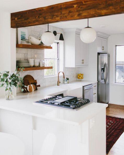 Kitchen Design Inspiration: Idée Décoration Maison En Photos 2018