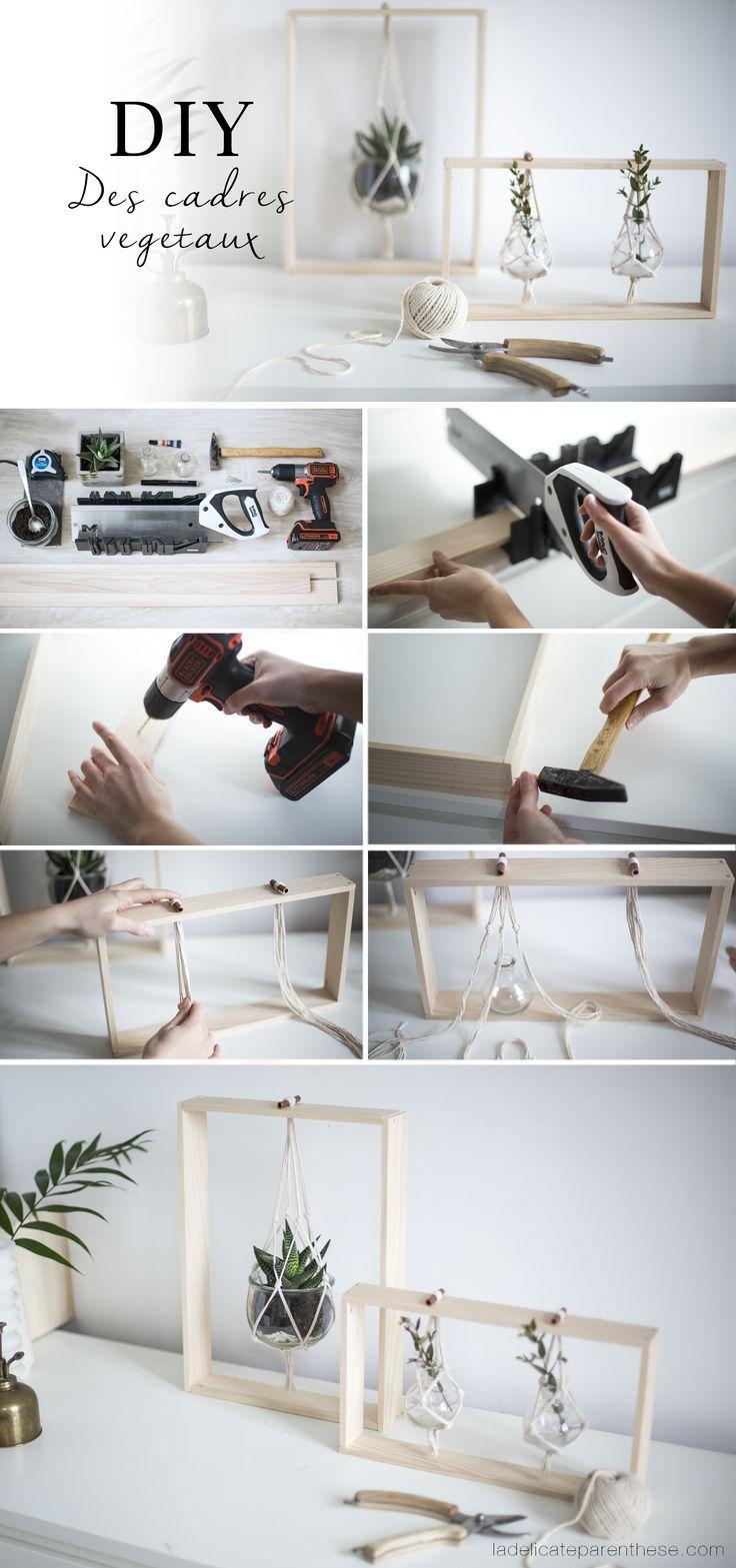 id e d coration salle de bain diy des cadres v g taux pour sublimer votre d coration. Black Bedroom Furniture Sets. Home Design Ideas