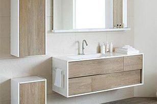 id e d coration salle de bain carrelage m tro blanc porte miroir et carrelage de sol. Black Bedroom Furniture Sets. Home Design Ideas