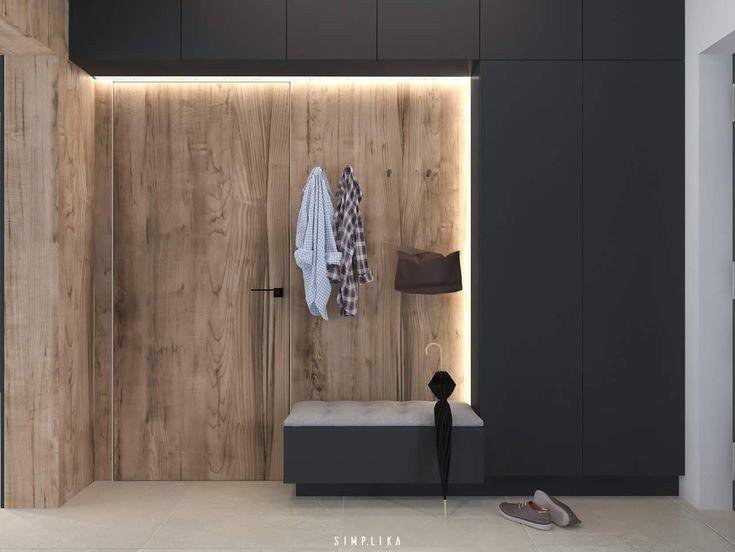 id e d coration salle de bain salle de bains bois noir marbre leading. Black Bedroom Furniture Sets. Home Design Ideas