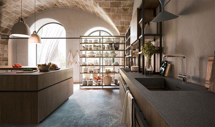 Idée relooking cuisine - Cucine moderne – cucine moderne Valdesign ...