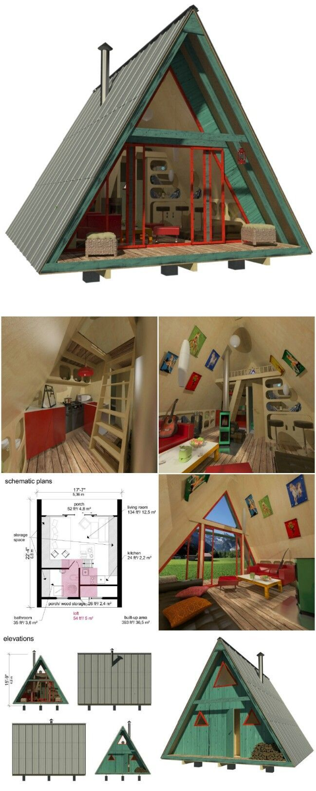 Plans maison en photos 2018 25 plans to build your own for Tiny houses design your own