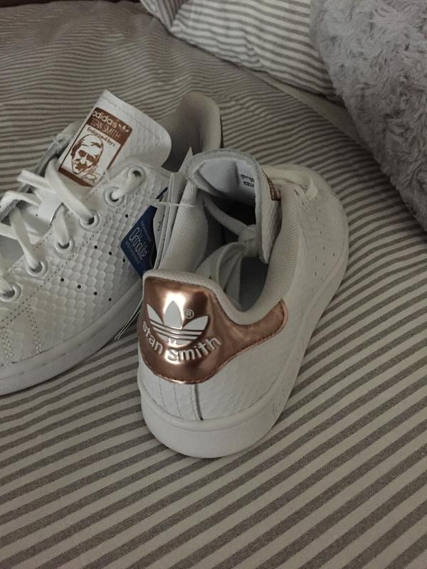 stan smith beige rose