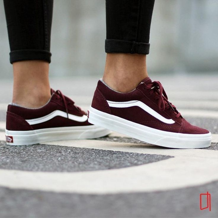 chaussure vans old school femmes