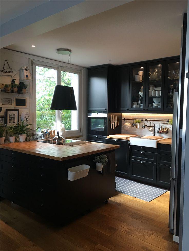 interieur maison ikea. Black Bedroom Furniture Sets. Home Design Ideas