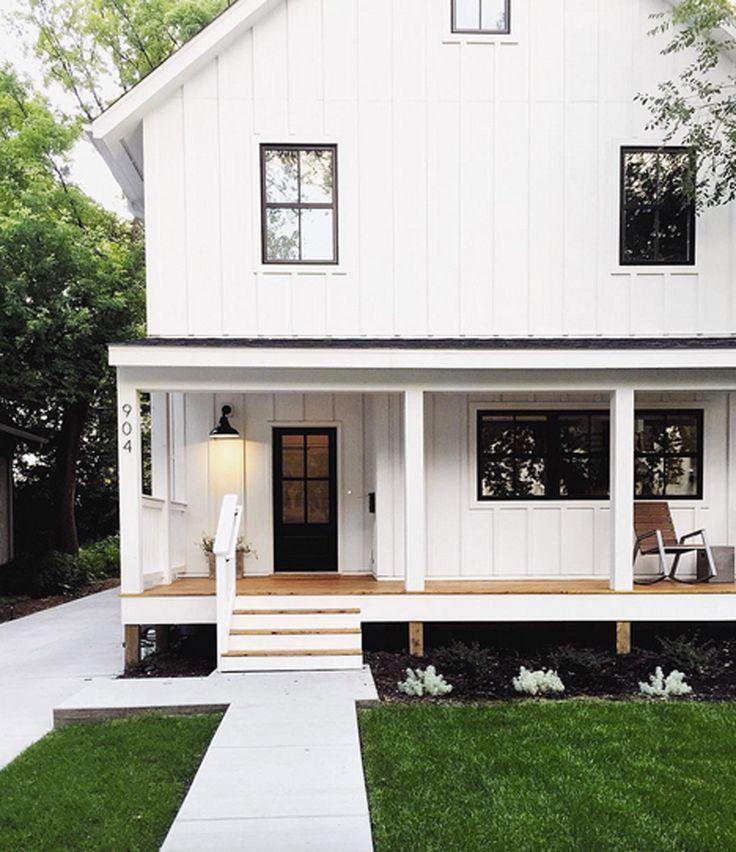 style de maison 2018. Black Bedroom Furniture Sets. Home Design Ideas
