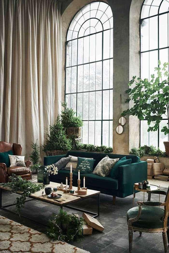 d co salon salon inspiration deco vert leading inspiration culture. Black Bedroom Furniture Sets. Home Design Ideas