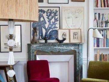 D coration int rieur de maison en photos 2018 fireplace for Deco interieur maison bois