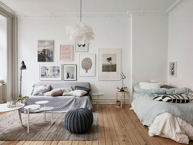 Description studio étudiant 12 idées déco pour petit appartement côté maison