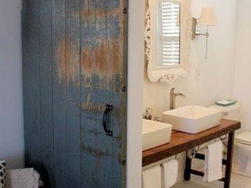 Id e d coration salle de bain am nager sa salle de bain for Cloison verre salle de bain