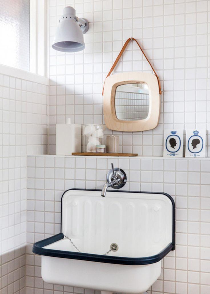 Id e d coration salle de bain id e d co pour une buanderie petit moment de solitude avec un - Inspiration salle de bain ...