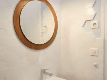 id e d coration salle de bain salle de bains zen style rustique chic. Black Bedroom Furniture Sets. Home Design Ideas