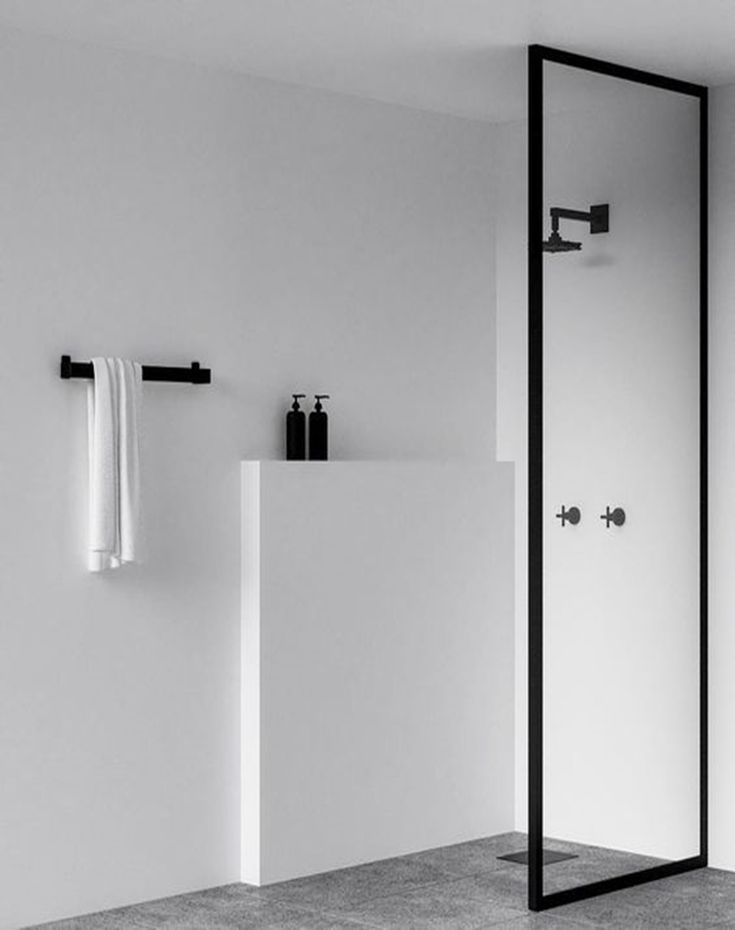 Id e d coration salle de bain nice 10 minimalist bathroom of your dreams - Salle de bain nice ...