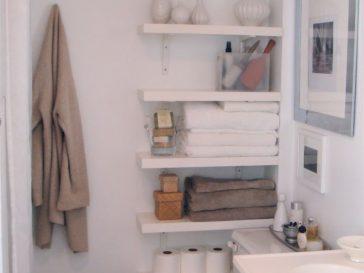 Id e d coration salle de bain des astuces simples et - Amenager une salle de bain de 7m2 ...