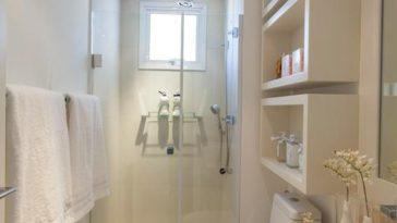 Id e d coration salle de bain des astuces simples et - Idee petite salle de bain ...