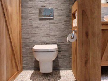 Id e d coration salle de bain des astuces simples et for Mosaique murale salle de bain