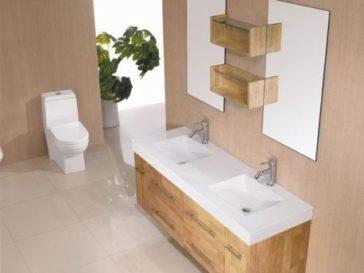 Id e d coration salle de bain c est devenu de plus en for Meuble salle de bain quebec