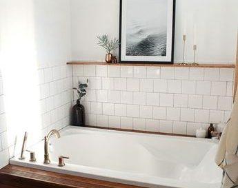 Id e d coration salle de bain d co murale salle de bains for Idee deco sdb