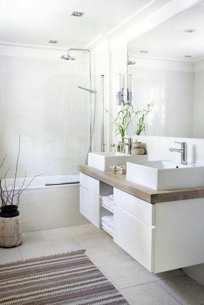 Id e relooking cuisine comment decorer la salle de bain - Decoration salle de bain zen bambou ...