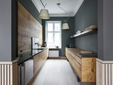 Id e relooking cuisine cuisine bois et blanc plateaux for Articles de cuisine quebec