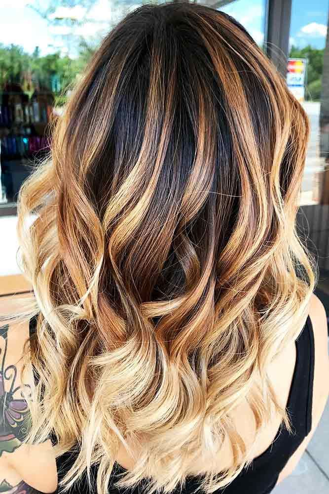 balayage tendance ete 2018 coupe de cheveux la mode. Black Bedroom Furniture Sets. Home Design Ideas