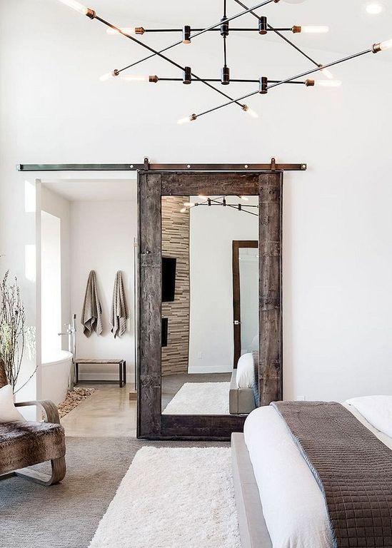 Description 122 idées de design de chambre à coucher rustique