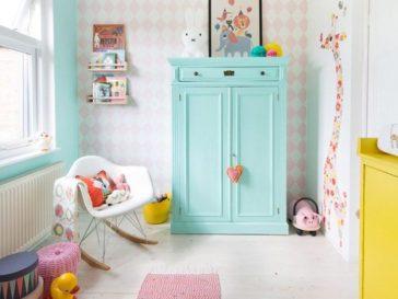 Relooking et d coration 2017 2018 couleur de chambre - Peinture chambre bleu ...