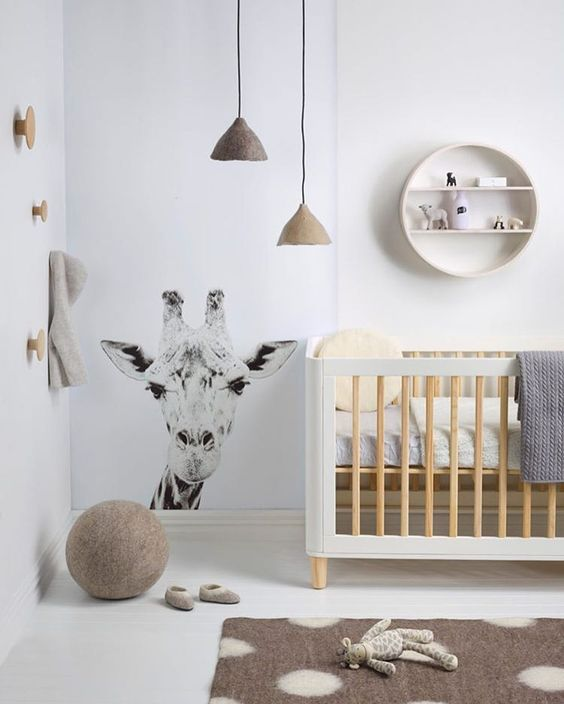 beautiful papier peint design chambre bebe images amazing house design. Black Bedroom Furniture Sets. Home Design Ideas