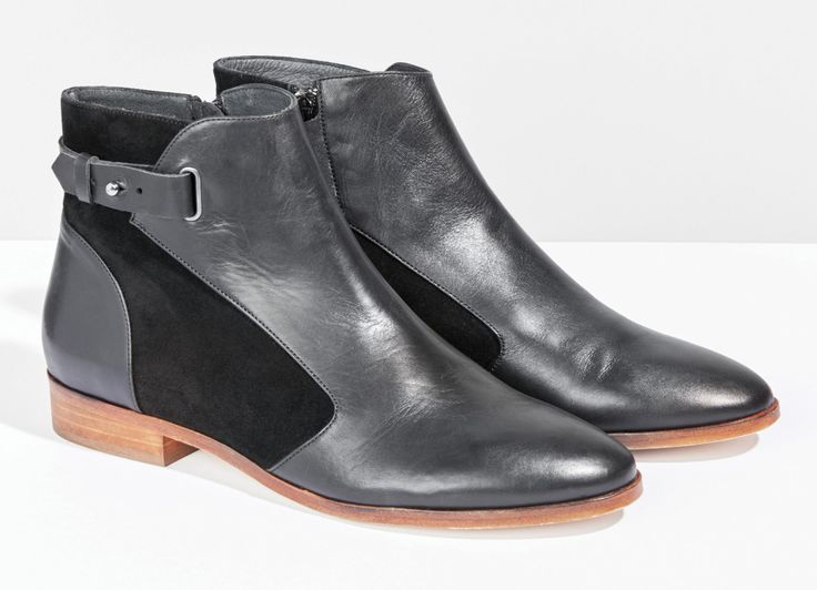 tendance chaussures 2017 des boots automne hiver 2017 des bottines comptoir des cotonniers. Black Bedroom Furniture Sets. Home Design Ideas