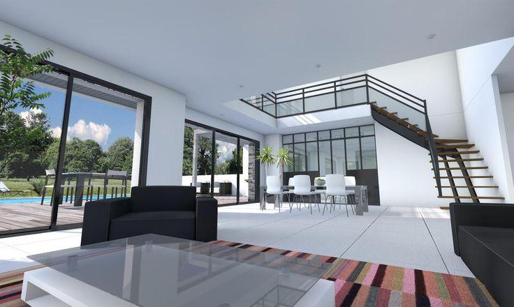 Idée relooking cuisine - C\'est un modèle de maison moderne ...