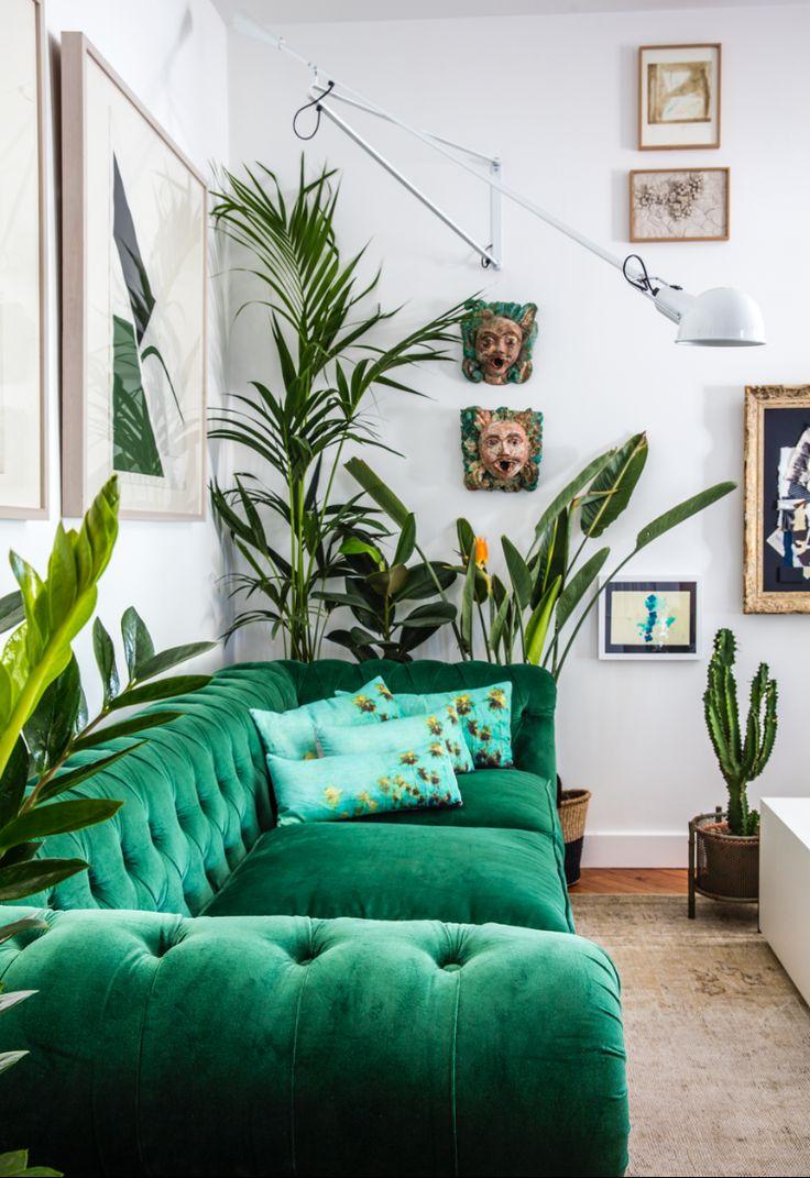 le nouvel appartement d 39 olivier granet planete deco a. Black Bedroom Furniture Sets. Home Design Ideas