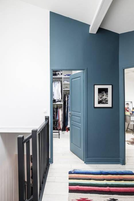 Déco Salon - Palier 1er Etage: Couloir, Entrée & Escaliers de style ...