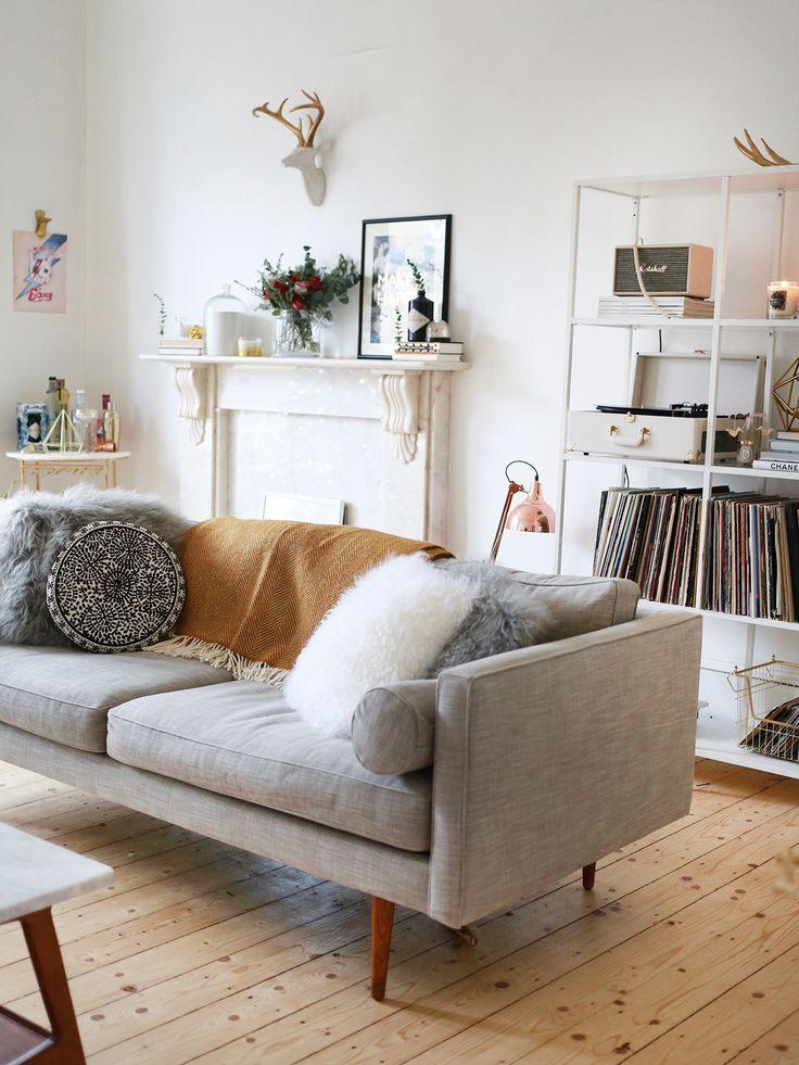 d coration maison en photos 2018 our new sofa leading. Black Bedroom Furniture Sets. Home Design Ideas