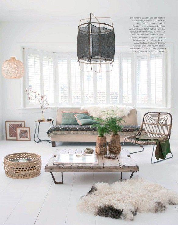 Décoration Maison En Photos 2018 - Une maison d\'esprit scandinave ...