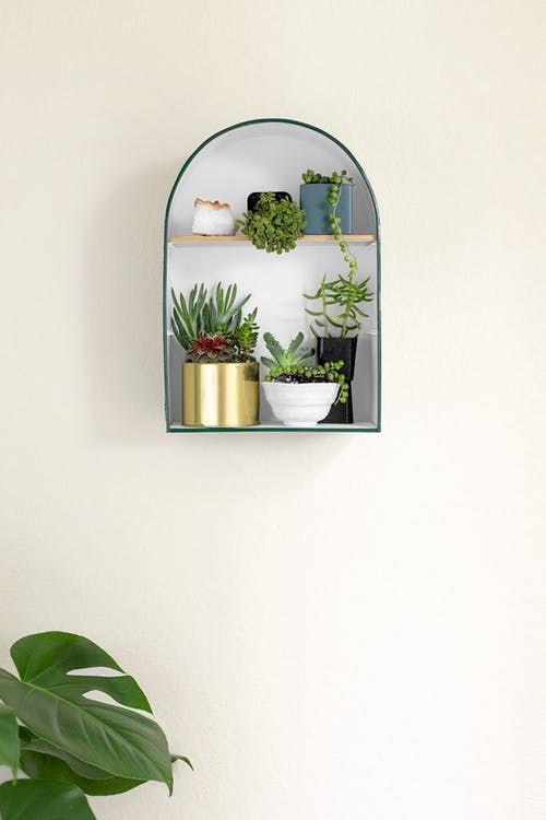 decoration murale plante verdure monstera decoration interieur blog deco plante listspirit. Black Bedroom Furniture Sets. Home Design Ideas
