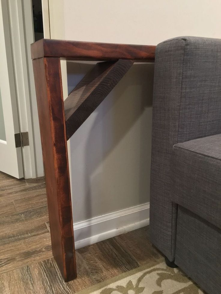 Skinny Console Table Under Tv